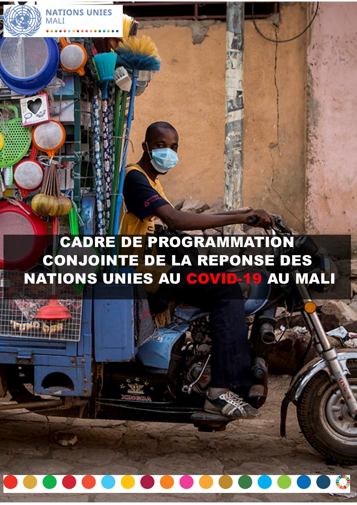 Cadre de Programmation Conjointe de la Réponse des Nations Unies au COVID-19 au Mali