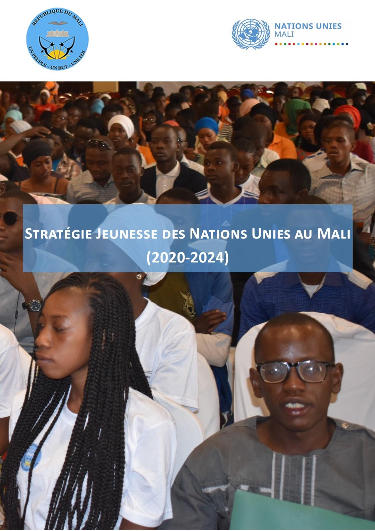 Stratégie Jeunesse des Nations Unies au Mali  (2020-2024)